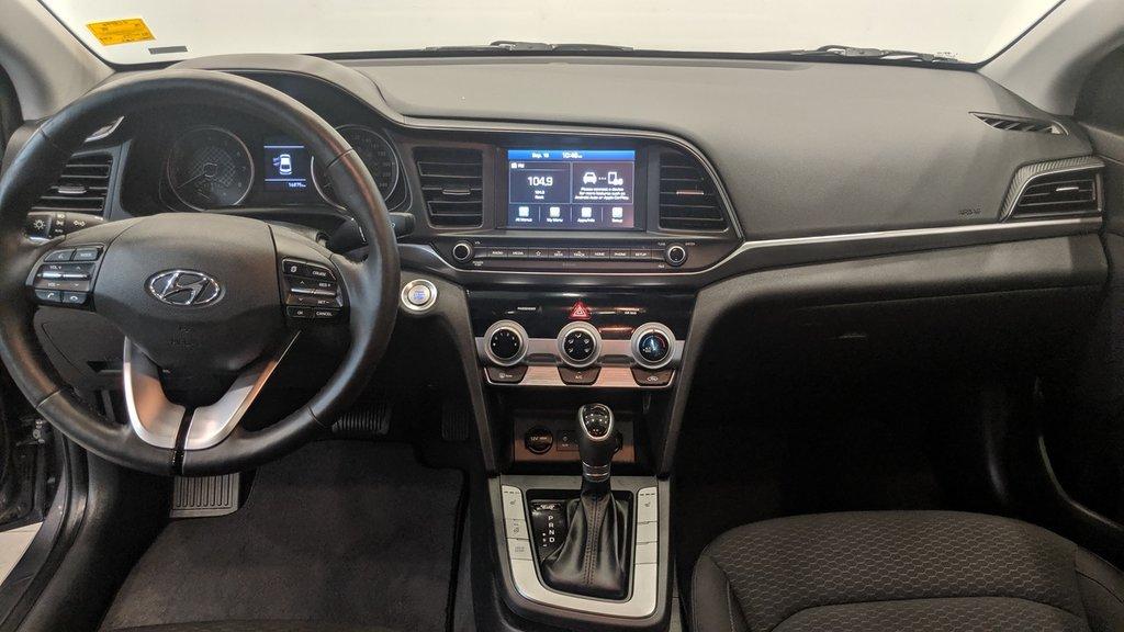 2019 Hyundai Elantra Sedan Preferred at Sun and Safety in Regina, Saskatchewan - 15 - w1024h768px