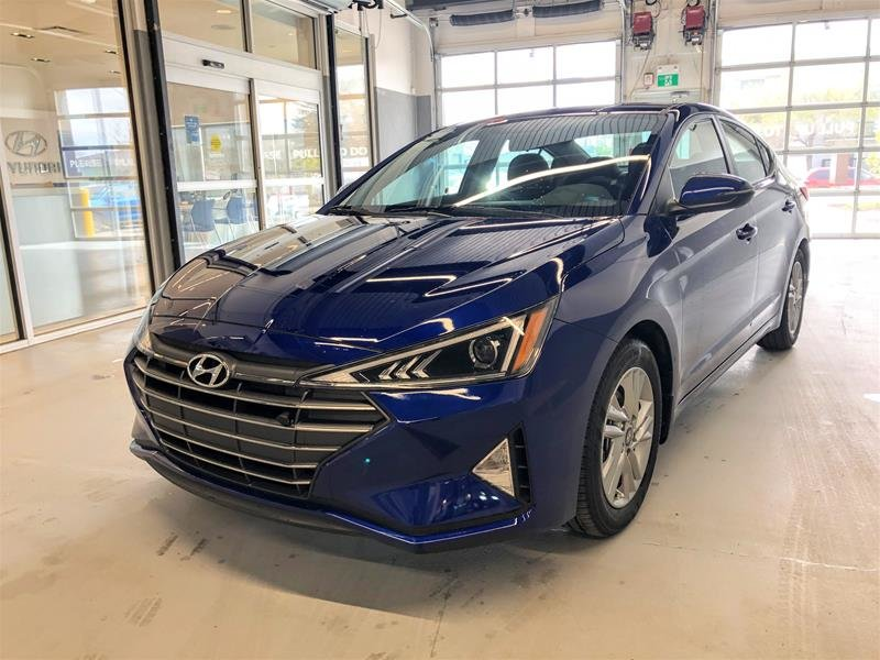 2020 Hyundai Elantra Sedan Preferred IVT in Regina, Saskatchewan - 1 - w1024h768px