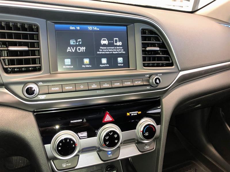 2020 Hyundai Elantra Sedan Preferred IVT in Regina, Saskatchewan - 8 - w1024h768px