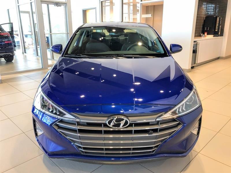 2020 Hyundai Elantra Sedan Luxury IVT in Regina, Saskatchewan - 16 - w1024h768px