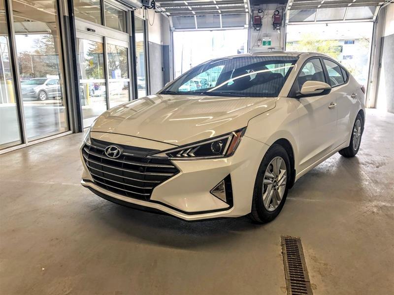 2020 Hyundai Elantra Sedan Preferred IVT in Regina, Saskatchewan - 1 - w1024h768px
