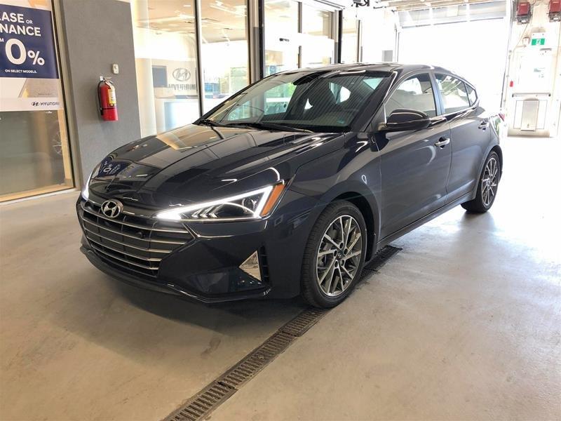 2020 Hyundai Elantra Sedan Luxury IVT in Regina, Saskatchewan - 1 - w1024h768px