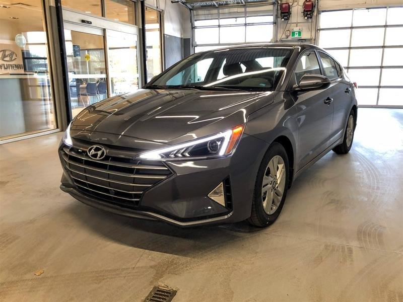 2020 Hyundai Elantra Sedan Preferred IVT Sun and Safety in Regina, Saskatchewan - 1 - w1024h768px