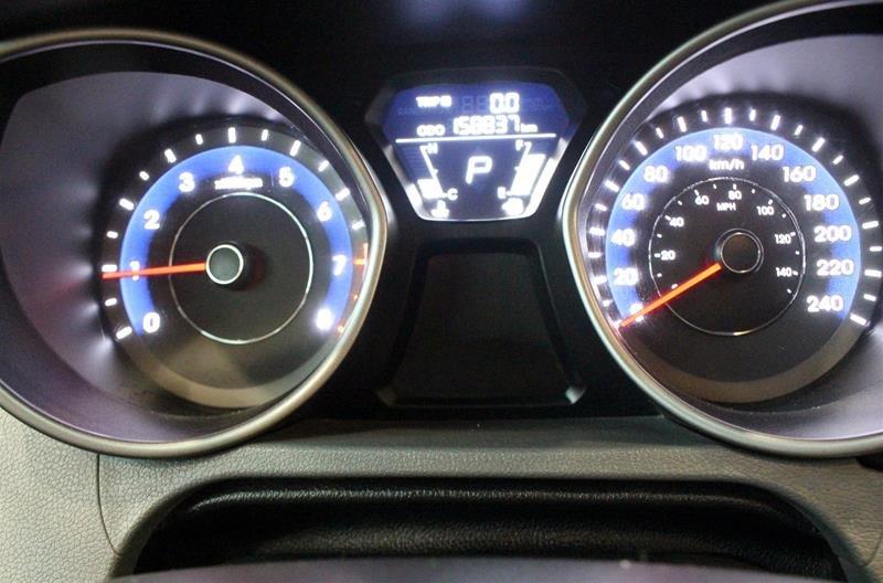 2011 Hyundai Elantra GLS at in Regina, Saskatchewan - 2 - w1024h768px