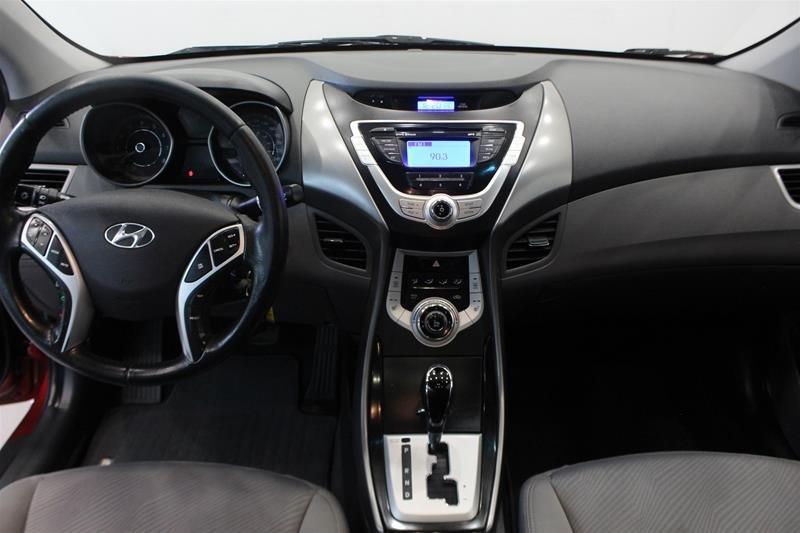2011 Hyundai Elantra GLS at in Regina, Saskatchewan - 13 - w1024h768px