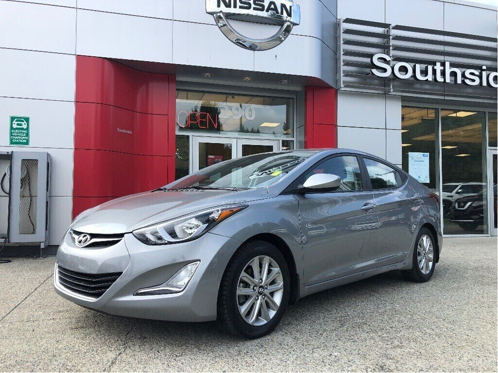 2015 Hyundai Elantra GL at in Vancouver, British Columbia - 1 - w1024h768px