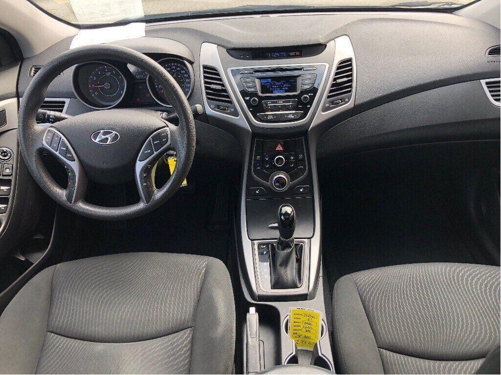 2015 Hyundai Elantra GL at in Vancouver, British Columbia - 13 - w1024h768px
