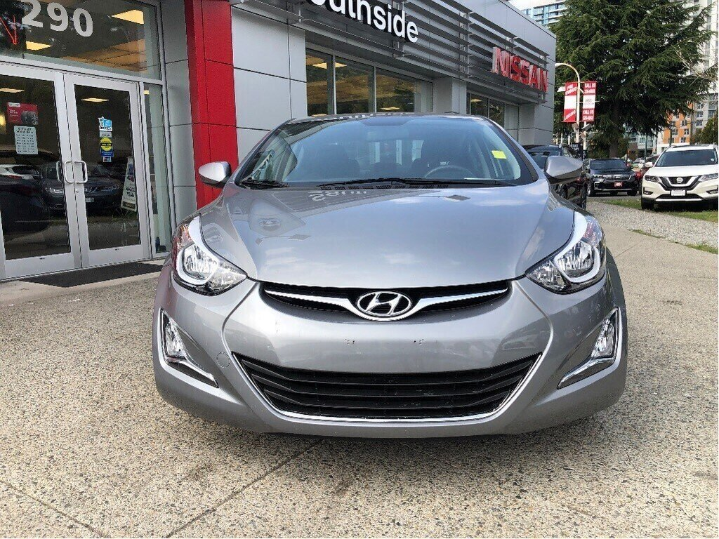 2015 Hyundai Elantra GL at in Vancouver, British Columbia - 2 - w1024h768px