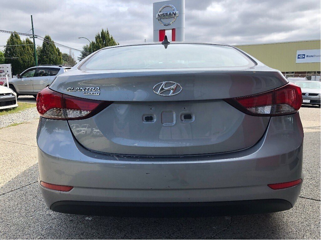 2015 Hyundai Elantra GL at in Vancouver, British Columbia - 6 - w1024h768px