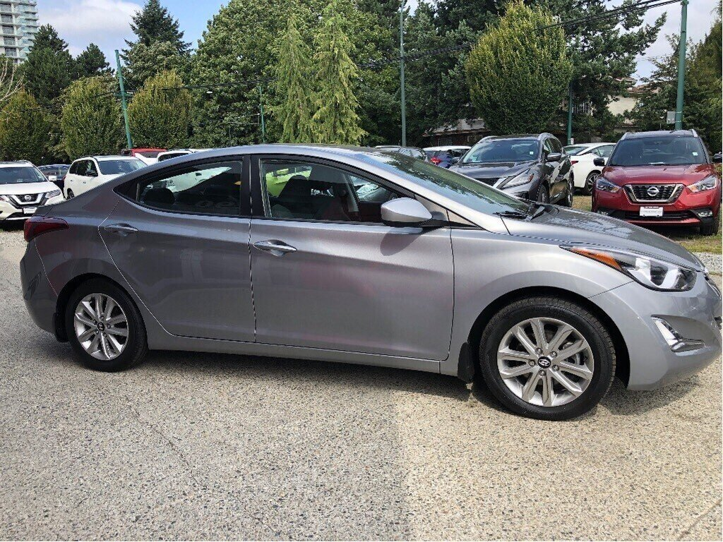 2015 Hyundai Elantra GL at in Vancouver, British Columbia - 4 - w1024h768px