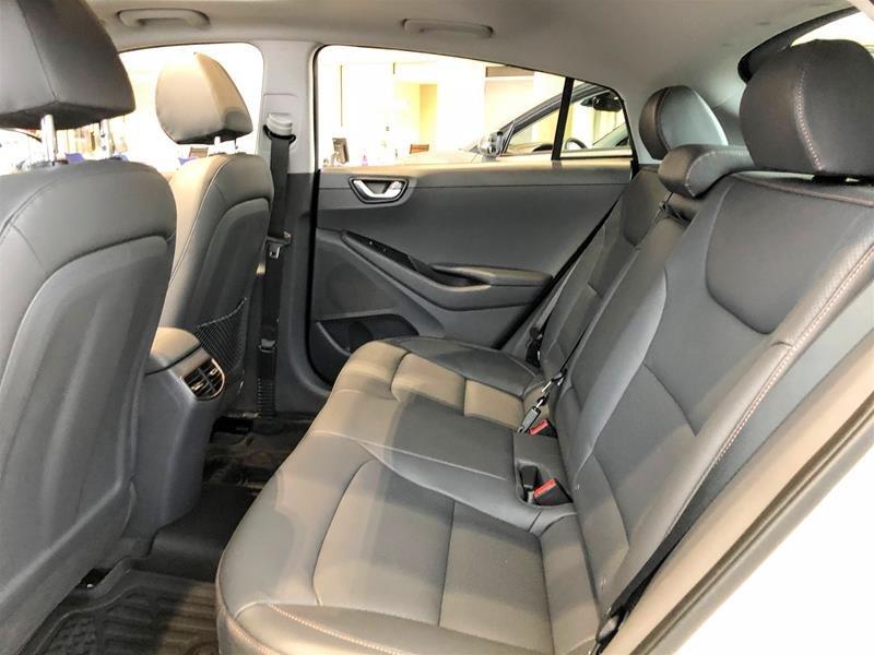 2019 Hyundai Ioniq Electric ULTIMATE w/ White Ext. in Regina, Saskatchewan - 8 - w1024h768px