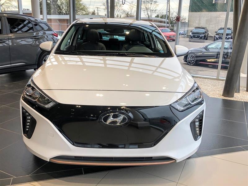2019 Hyundai Ioniq Electric ULTIMATE w/ White Ext. in Regina, Saskatchewan - 2 - w1024h768px