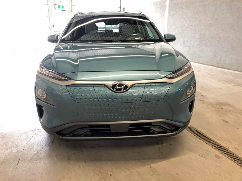 2019 Hyundai Kona EV Ultimate in Regina, Saskatchewan - 2 - w1024h768px