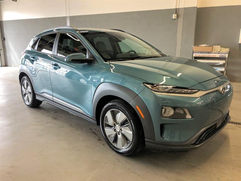 2019 Hyundai Kona EV Ultimate in Regina, Saskatchewan - 3 - w1024h768px