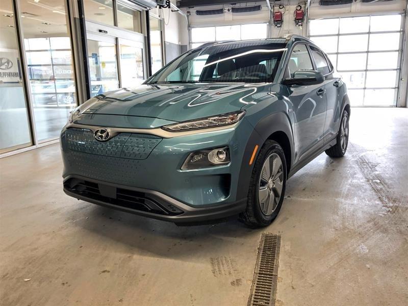 2019 Hyundai Kona EV Ultimate in Regina, Saskatchewan - 1 - w1024h768px