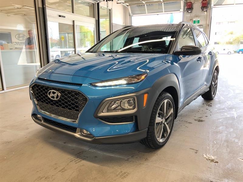 2019 Hyundai Kona 1.6T AWD Trend Two-Tone in Regina, Saskatchewan - 1 - w1024h768px
