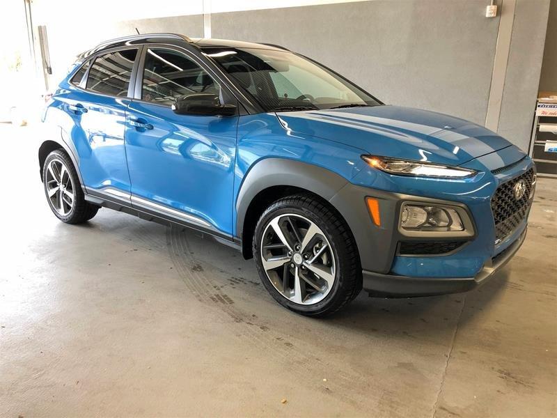 2019 Hyundai Kona 1.6T AWD Trend Two-Tone in Regina, Saskatchewan - 2 - w1024h768px