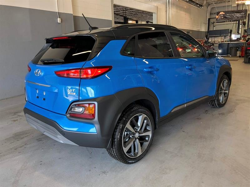 2019 Hyundai Kona 1.6T AWD Trend Two-Tone in Regina, Saskatchewan - 3 - w1024h768px