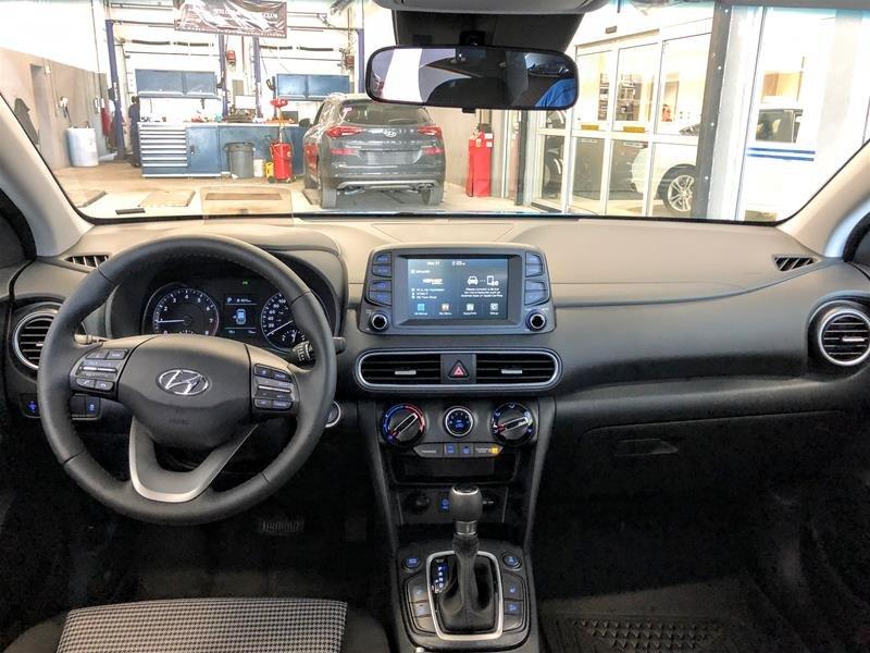 2019 Hyundai Kona 1.6T AWD Trend Two-Tone in Regina, Saskatchewan - 8 - w1024h768px