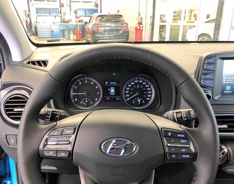 2019 Hyundai Kona 1.6T AWD Trend Two-Tone in Regina, Saskatchewan - 7 - w1024h768px