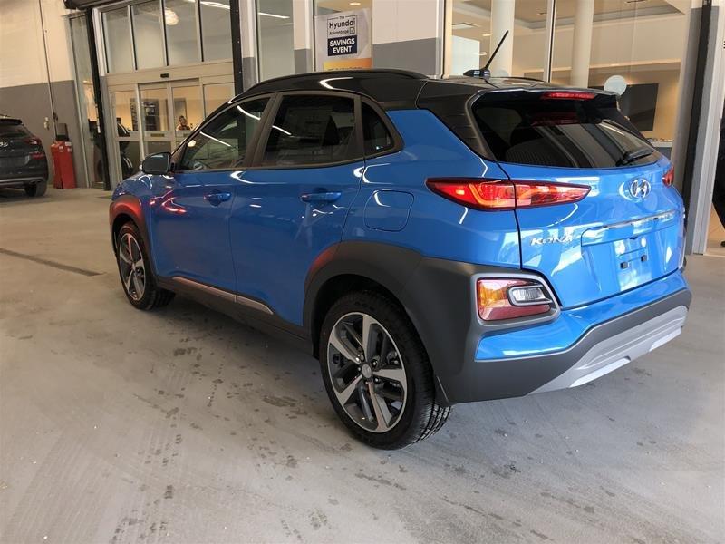 2019 Hyundai Kona 1.6T AWD Trend Two-Tone in Regina, Saskatchewan - 4 - w1024h768px
