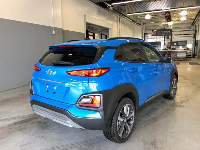2019 Hyundai Kona 1.6T AWD Trend in Regina, Saskatchewan - 3 - w1024h768px