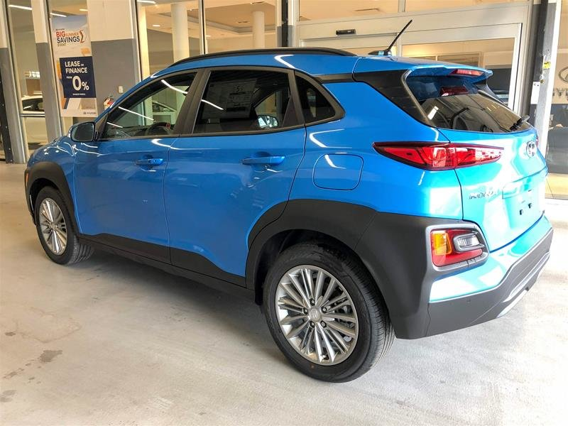 2019 Hyundai Kona 2.0L AWD Luxury in Regina, Saskatchewan - 4 - w1024h768px