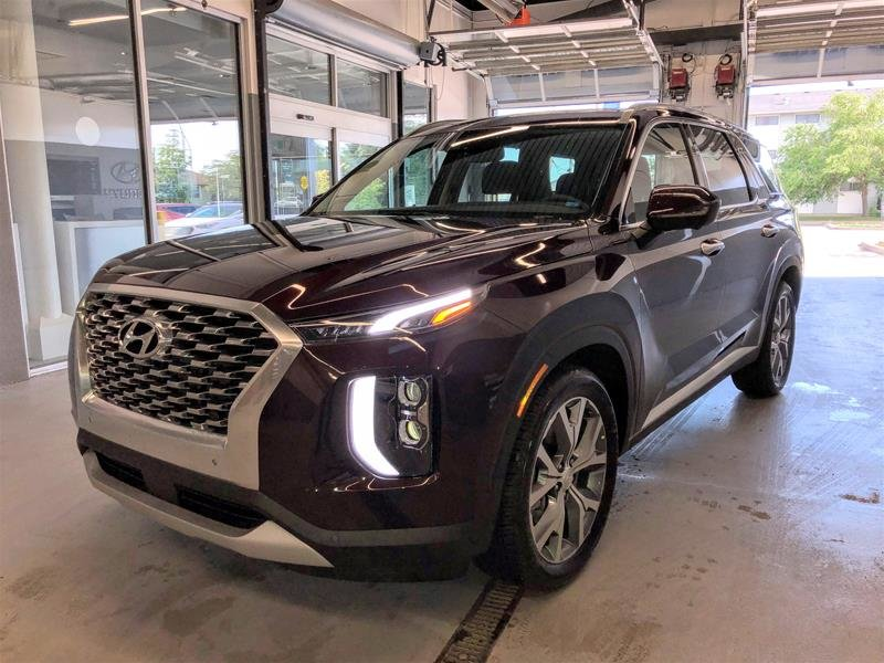 2020 Hyundai Palisade AWD Luxury 7 Passenger in Regina, Saskatchewan - 1 - w1024h768px