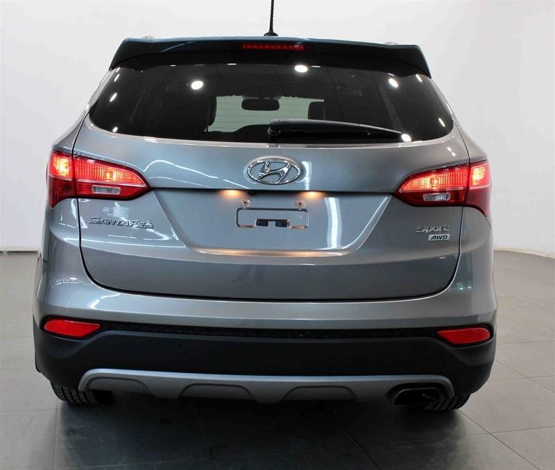 2015 Hyundai Santa Fe Sport 2.4L AWD Luxury in Regina, Saskatchewan - 18 - w1024h768px