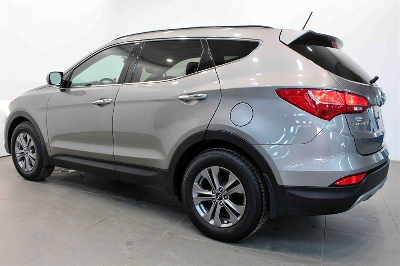 2015 Hyundai Santa Fe Sport 2.4L AWD Luxury in Regina, Saskatchewan - 19 - w1024h768px