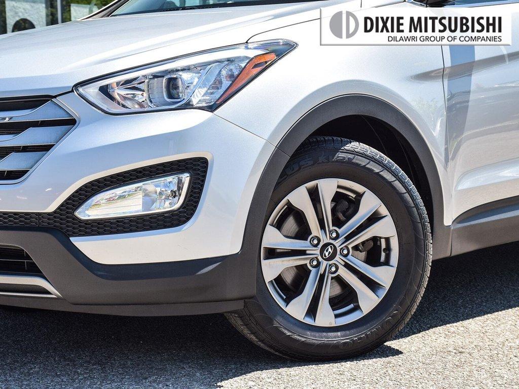 2015 Hyundai Santa Fe Sport 2.0T AWD SE in Mississauga, Ontario - 27 - w1024h768px