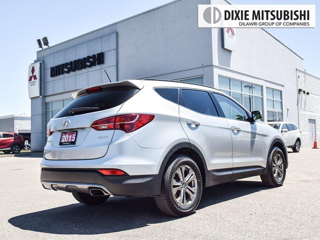 2015 Hyundai Santa Fe Sport 2.0T AWD SE in Mississauga, Ontario - 26 - w1024h768px
