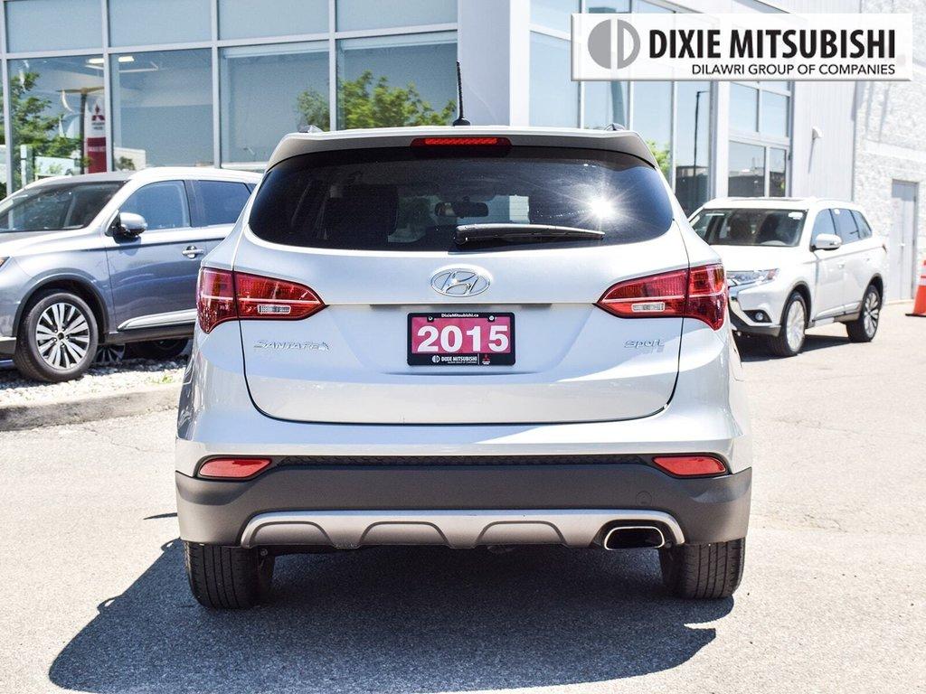 2015 Hyundai Santa Fe Sport 2.0T AWD SE in Mississauga, Ontario - 4 - w1024h768px