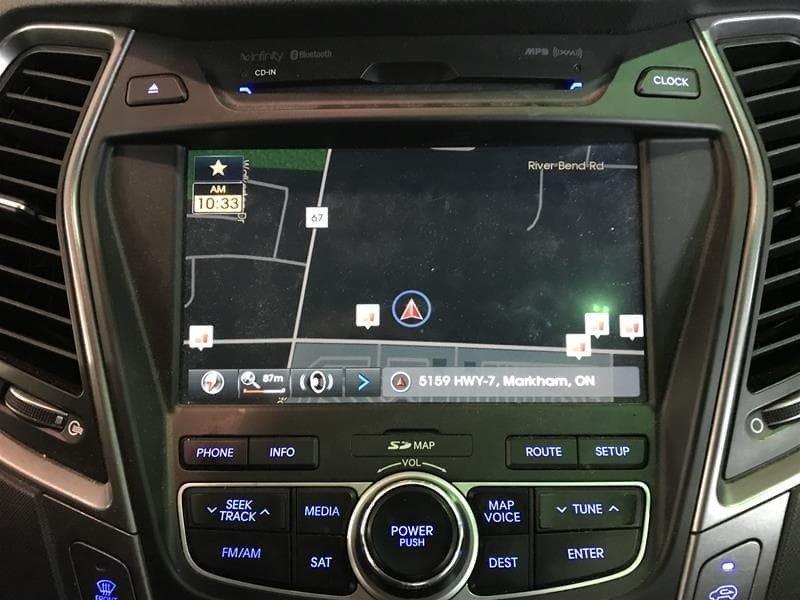 2013 Hyundai Santa Fe XL 3.3L AWD Limited in Markham, Ontario - 13 - w1024h768px