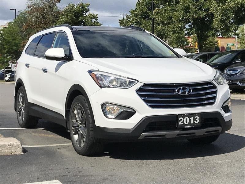 2013 Hyundai Santa Fe XL 3.3L AWD Limited in Markham, Ontario - 8 - w1024h768px