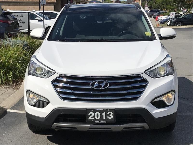 2013 Hyundai Santa Fe XL 3.3L AWD Limited in Markham, Ontario - 9 - w1024h768px