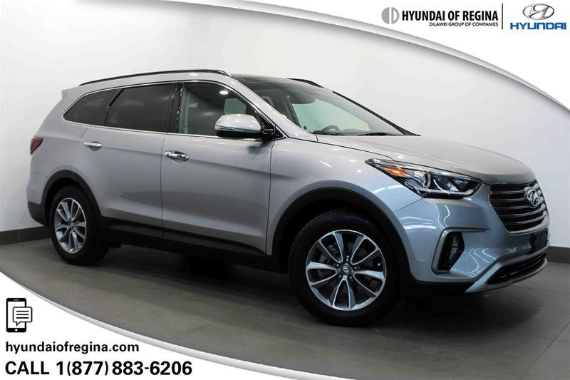 2018 Hyundai Santa Fe XL AWD Luxury 7 Passenger in Regina, Saskatchewan - 1 - w1024h768px