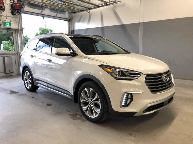 2019 Hyundai Santa Fe XL AWD Ultimate 6 Passenger in Regina, Saskatchewan - 2 - w1024h768px