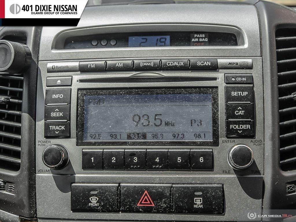 2010 Hyundai Santa Fe GL 3.5L V6 AWD at in Mississauga, Ontario - 18 - w1024h768px