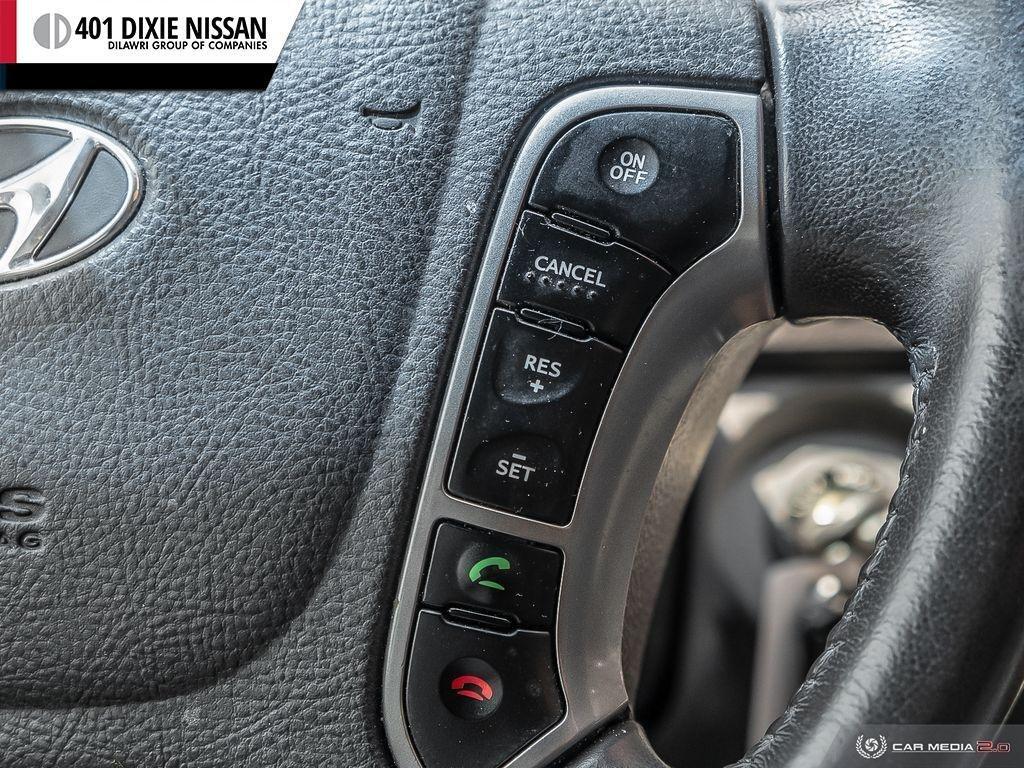 2010 Hyundai Santa Fe GL 3.5L V6 AWD at in Mississauga, Ontario - 21 - w1024h768px