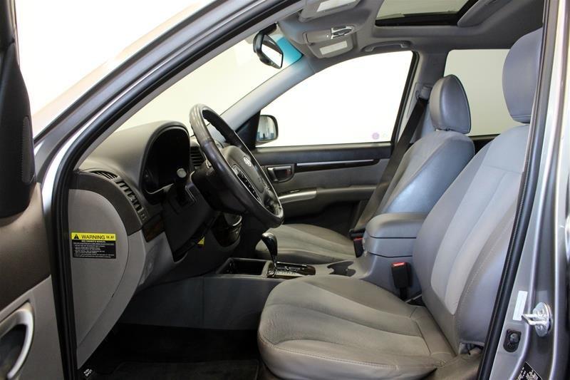 2012 Hyundai Santa Fe GL 3.5L V6 AWD at in Regina, Saskatchewan - 9 - w1024h768px