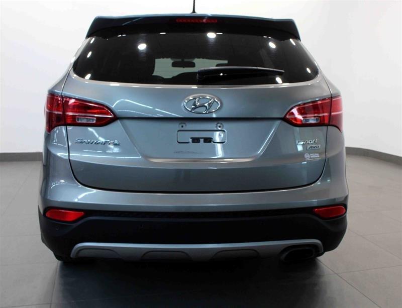 2013 Hyundai Santa Fe 2.4L AWD Premium in Regina, Saskatchewan - 19 - w1024h768px
