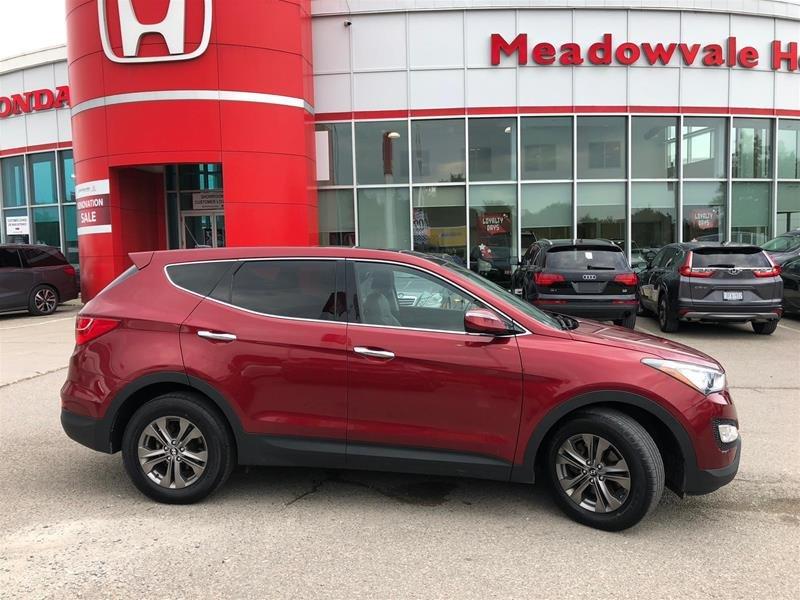 2013 Hyundai Santa Fe 2.4L AWD Luxury in Mississauga, Ontario - 4 - w1024h768px