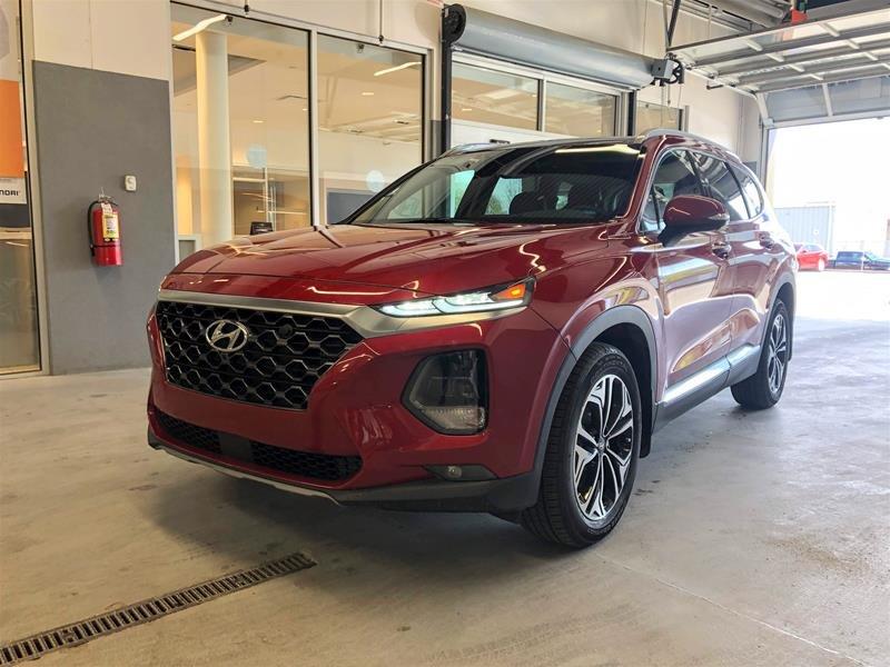 2019 Hyundai Santa Fe ULTIMATE in Regina, Saskatchewan - 1 - w1024h768px