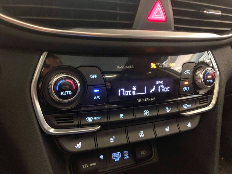 2019 Hyundai Santa Fe Ultimate AWD 2.0T in Regina, Saskatchewan - 10 - w1024h768px