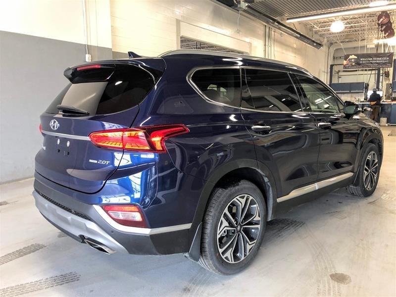 2019 Hyundai Santa Fe Ultimate AWD 2.0T in Regina, Saskatchewan - 3 - w1024h768px