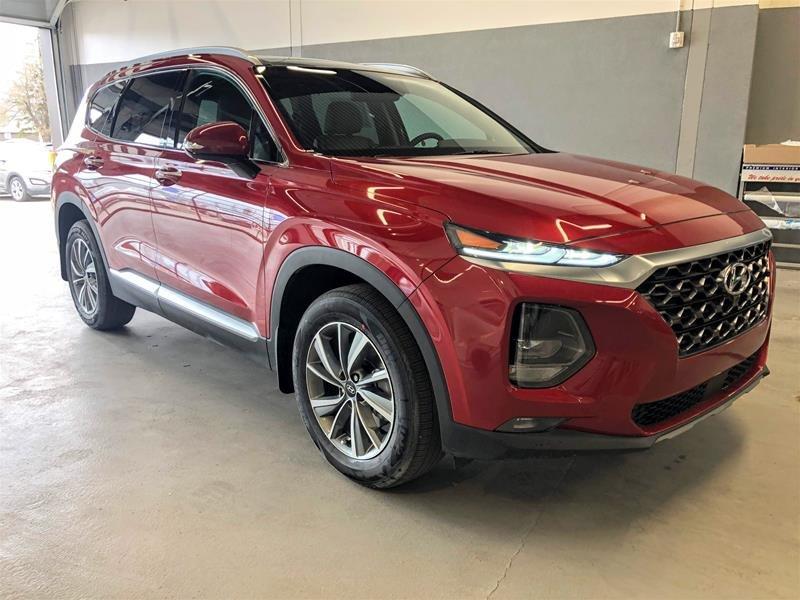 2019 Hyundai Santa Fe Luxury AWD 2.0T in Regina, Saskatchewan - 2 - w1024h768px