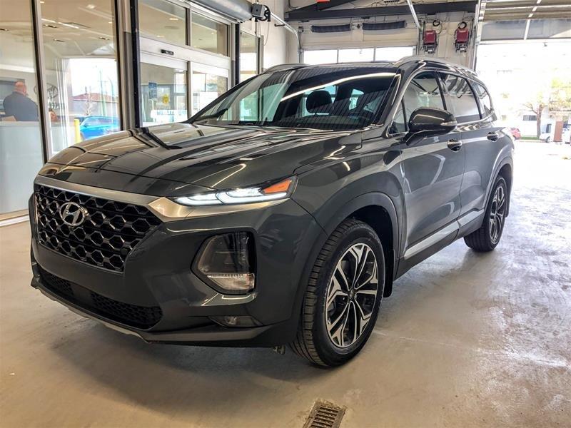 2019 Hyundai Santa Fe Ultimate AWD 2.0T in Regina, Saskatchewan - 1 - w1024h768px