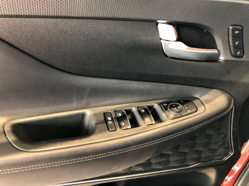 2019 Hyundai Santa Fe Luxury AWD 2.0T Dark Chrome in Regina, Saskatchewan - 6 - w1024h768px