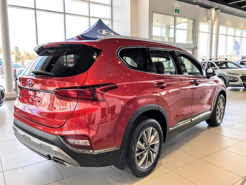 2019 Hyundai Santa Fe Luxury AWD 2.0T Dark Chrome in Regina, Saskatchewan - 3 - w1024h768px